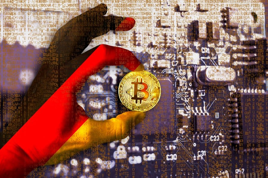 Cryptocurrency tax in germany