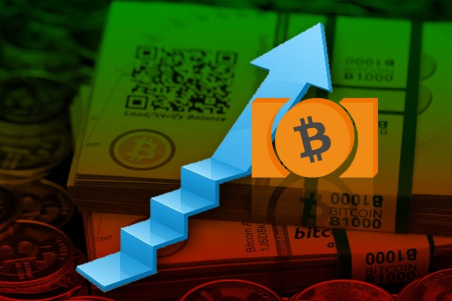 Bitcoin cash price is surging higher against the US Dollar. BCH/USD is prepared to expand increases over the $880 level in the close term.