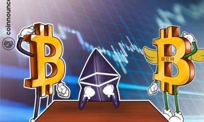 Bitcoin, Bitcoin cash, Ethereum Price Analysis