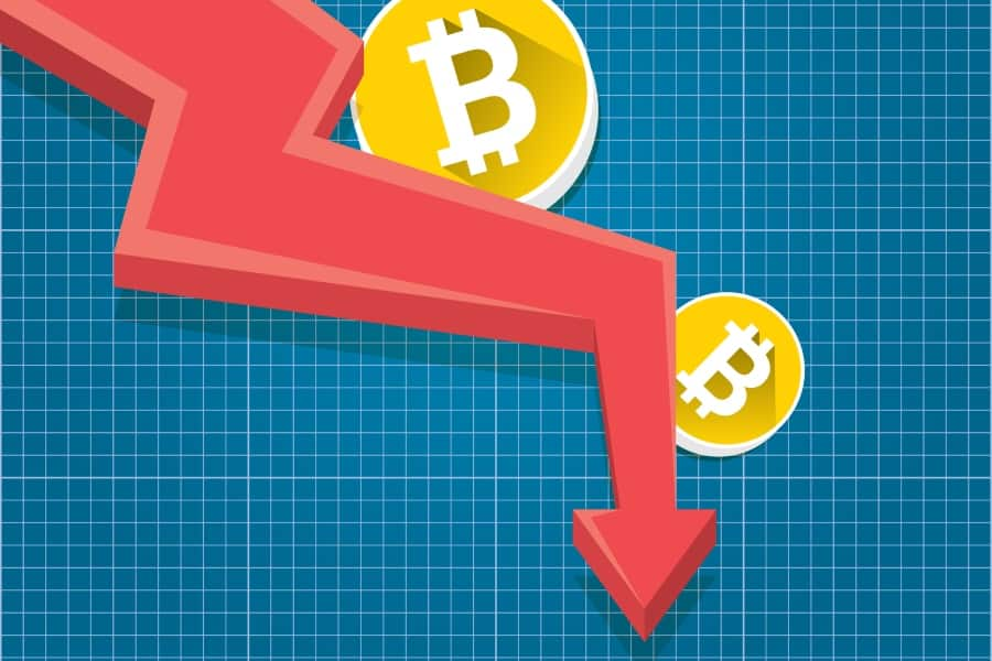 Crypto markets specially BTC endured a sharp decay inside 60 minutes after 100,000 BTC movement from the Silk Road wallet.