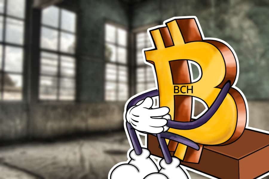 Bitcoin cash price is experiencing tension as it broke the $450 support. BCH/USD is probably going to broaden misfortunes towards $410 and $400.