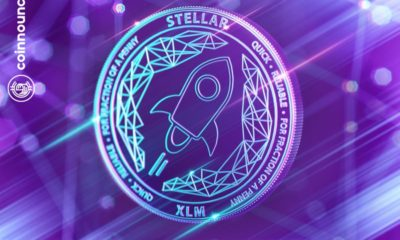 The 6th largest cryptocurrency by market cao, Stellar (XLM) is seeing the most gains among the main 20. Stellar's cost has flooded in excess of 20 percent,