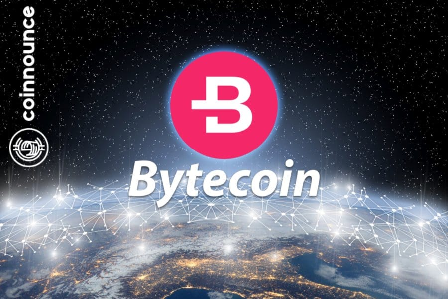 Bytecoin Price experienced a huge downfall today as one of the biggest cryptocurrency exchanges Binance announced the delisting of BCN.