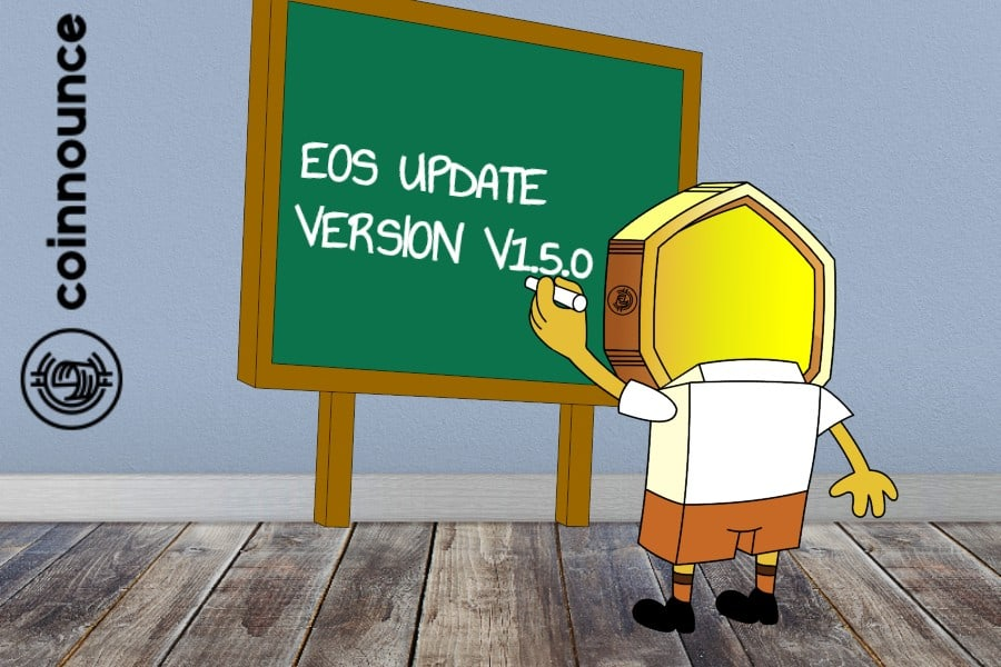 EOS published the news of its new release of EOSIO, V1.5.0-rc1 as a Release Candidate on EOSIO medium account to improve the functioning of EOSIO.