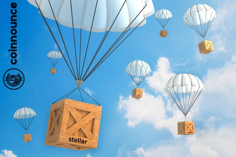 A Stellar-Wallet keeper, named simply as Blockchain, has announced on Tuesday the launch of an airdrop of Stellar Lumens (XLM).