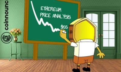 Ethereum price is trying to recover the huge losses but is failing to gain momentum and large whales are waiting to sell ETH above $90.