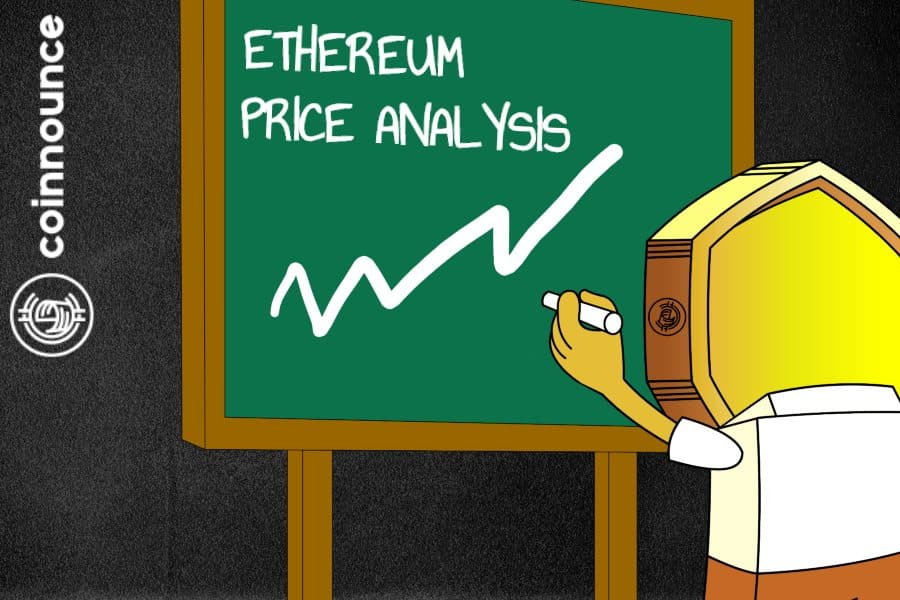 The major support for Ethereum lies around $132 and Ethereum price may soon test this support before starting to gain traction again.