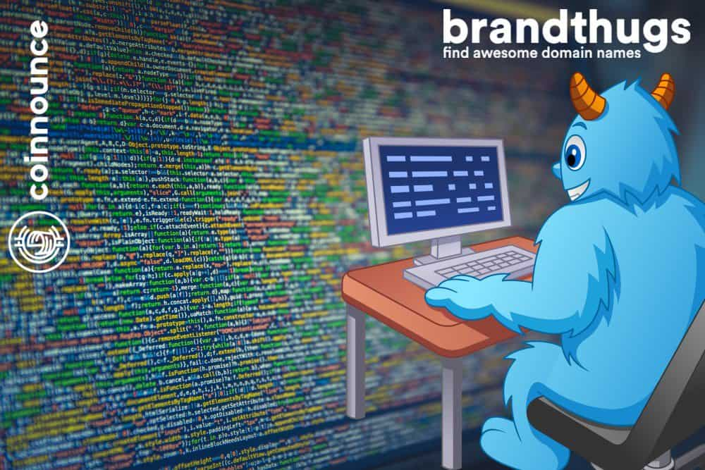 Brandthugs.com consists of a list of cryptocurrency & blockchain brand domain names which are literally amazing. We discuss the top 12 domain names.