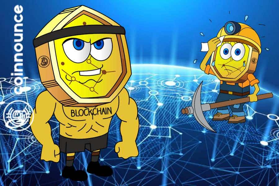 "If your definition of blockchain is ""not a blockchain if there is no cryptocurrency attached,"" but it is not what the blockchain is."